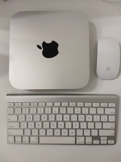 Mac Mini Core I5 Ssd Mid 2014 (com Teclado E Mouse Original)