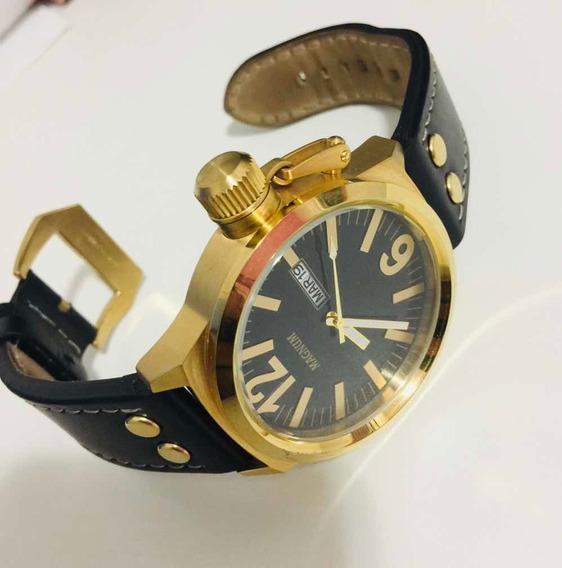 Relógio De Pulso Magnum Ma 31524