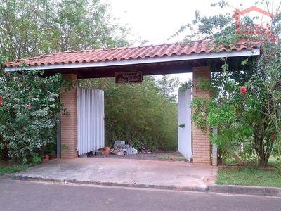 Chácara Residencial À Venda, Residencial Ecopark, Tatuí. - Ch0008