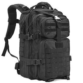 Mochila Táctica Pequeña Molle Assault Pack Daypack Dark Pans