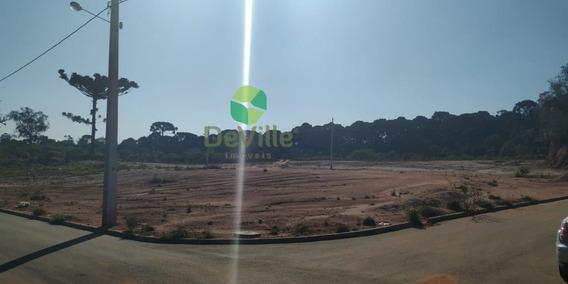 Terreno A Venda No Bairro Eucalíptos Em Fazenda Rio Grande - 398-1