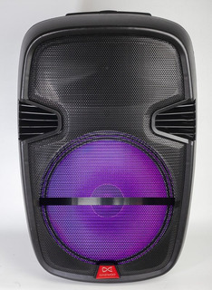 Parlante Trolley Speaker Blast 3000w Daewoo