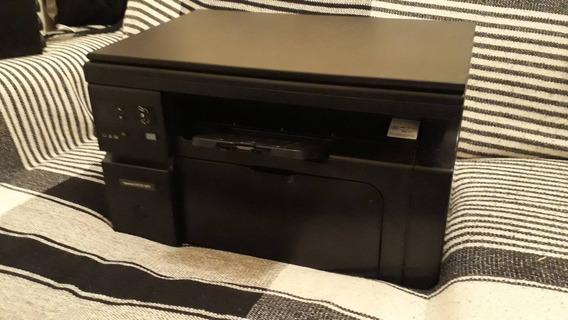 Impressora Multifuncional Hp (monocromática)