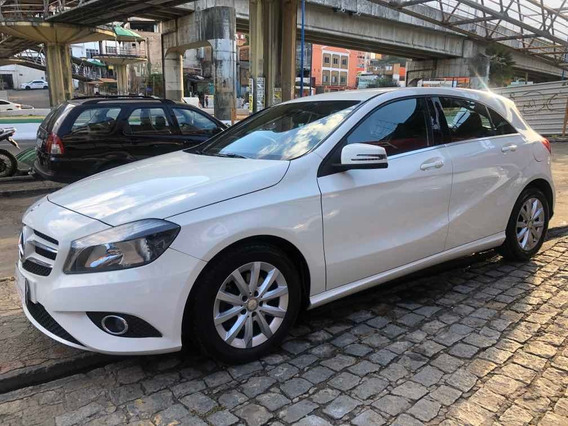 Mercedes-benz Classe A 2014 1.6 Style Turbo 5p