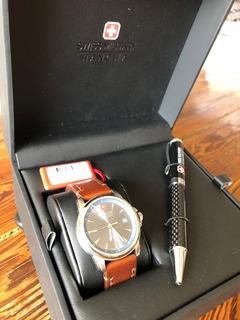 Reloj Hanowa Swiss Military Acero Inoxidable Hombre