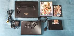 Neo Geo Aes Completo + Fatal Fury 2 Japonês
