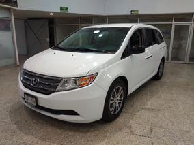 Honda Odyssey Exl Piel Eléctrica Factura De Agencia Un Dueño