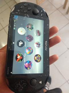 Ps Vita Slim 10 Mil Juegos