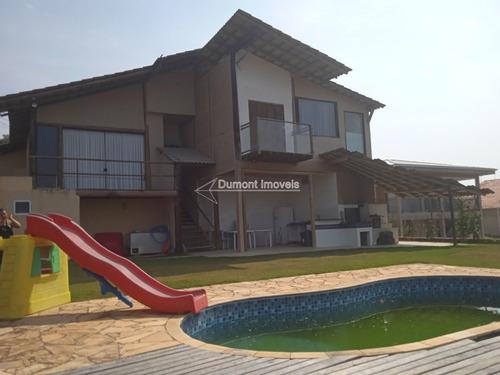 Imagem 1 de 14 de Casa Em Condomínio Fechado Com Uma Vista Incrível.cód 354.