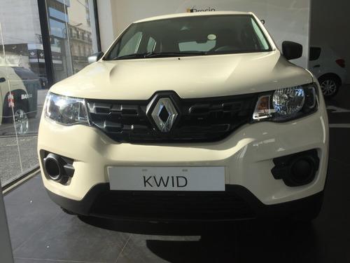Auto Nuevo Renault Kwid Zen 0 Km 2021 Contado Oferta (sg)...