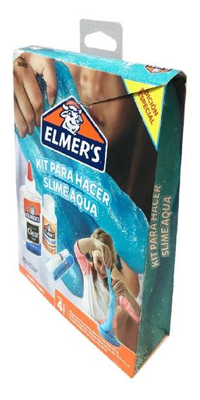 Kit Para Hacer Slime Kits De Regalo Niños Niñas Elmer