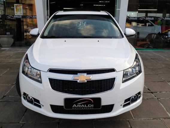 Chevrolet Cruze Sport6 1.8 Ltz 2014 Branco Flex