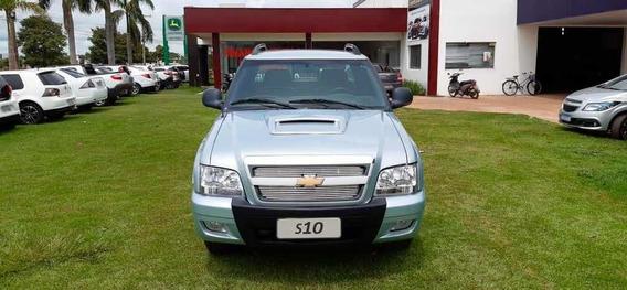 Chevrolet S10 2011 2.8 Executive Cab. Dupla 4x4 4p