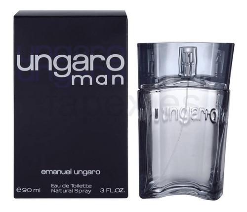 Imagen 1 de 1 de Ungaro Masculine 100 Ml Edt Hombre