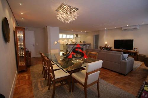 Apartamento Com 2 Dormitórios À Venda, 135 M² Por R$ 1.675.000,00 - Itaim Bibi - São Paulo/sp - Ap39607
