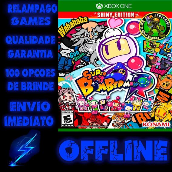 Super Bomberman R Xbox One Digital Offline + Brinde