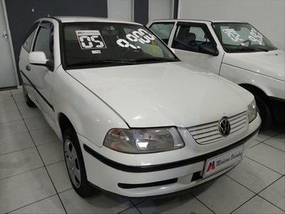 Volkswagen Gol 1.0 Mi City 8v G.iii