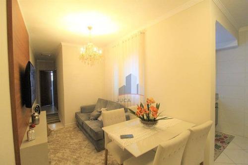 Imagem 1 de 19 de Cobertura Com 2 Dormitórios À Venda, 96 M² Por R$ 420.000 - Vila Guiomar - Santo André/sp - Co0147
