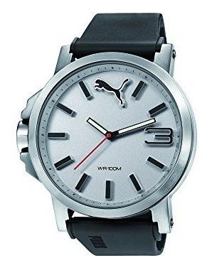 Puma Pu102941007 Reloj Para Hombre, Redondo, Análogo, Color