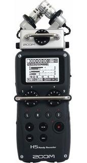 Grabadora Digital Portable Zoom H5 Handy Recorder Envios