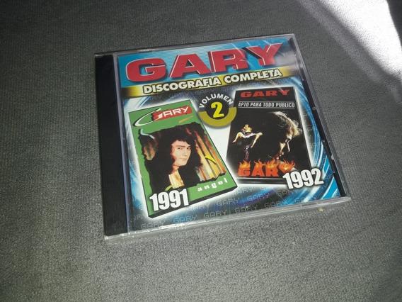 Cd Gary - Discografía Completa Vol 2 - Nuevo Sellado
