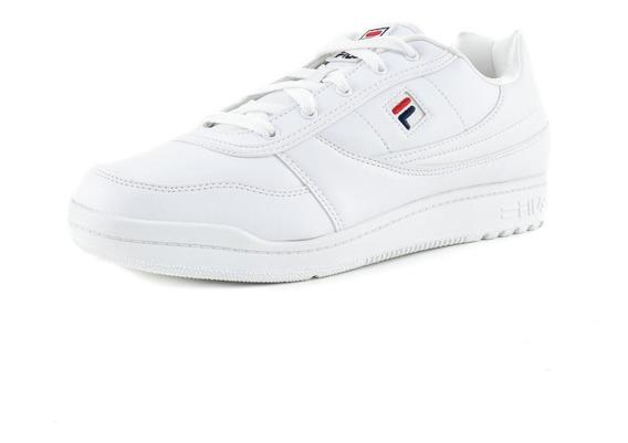 Tenis Fila Bbn 84 Low   Hombre   Blanco Original Cm00068125