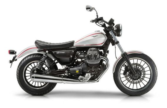 Moto Guzzi V9 Roamer 0 Km Car One Motos Super Outlet