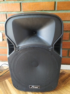 Parlante Amaz De 70 Watts Rms Bluetooth Micrófono Auxiliar
