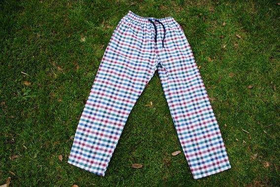 Pantalón Pijama 100% Algodón Escoces Pants Cuadrillé Unisex