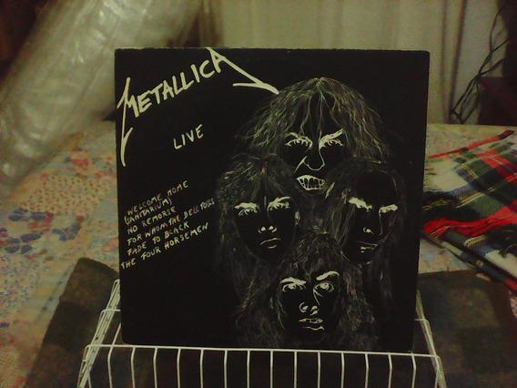Metallica - Live - Lp