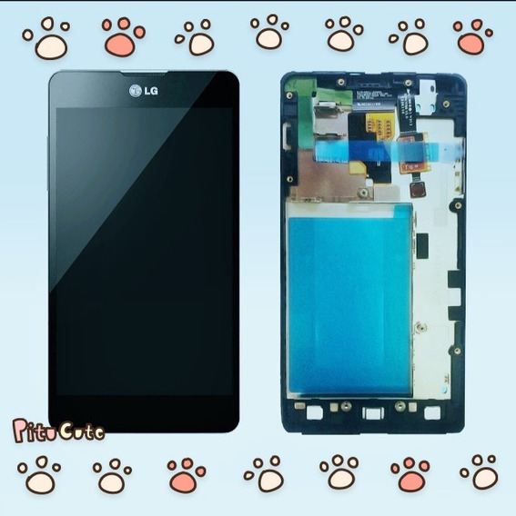 Tala Display Touch Lcd Lg E977