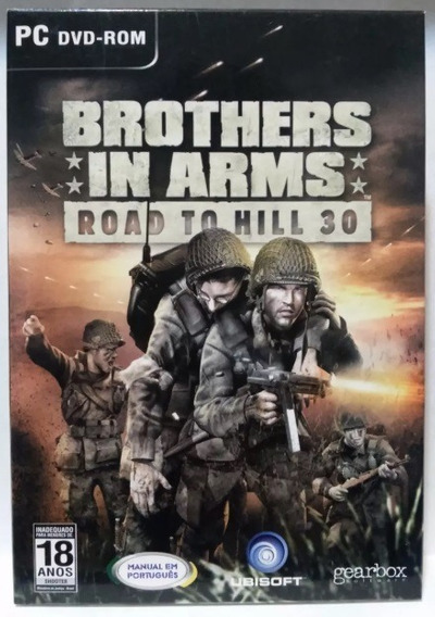 Jogo Pc: Brothers In Arms: Road To Hill 30