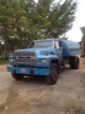 Servicio De Cisterna - Transporte De Agua Potable -