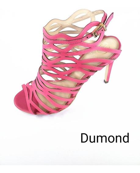 Sandália Dumond Pink Promoção Novo