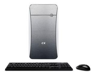 Pc Escritorio Cx Mid Tower Intel Core I5 9400 8gb Ssd 240 Ct