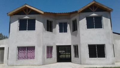 Vendo Hermosa Casa! - Lote De 2499 M2 - Ambientes A Terminar