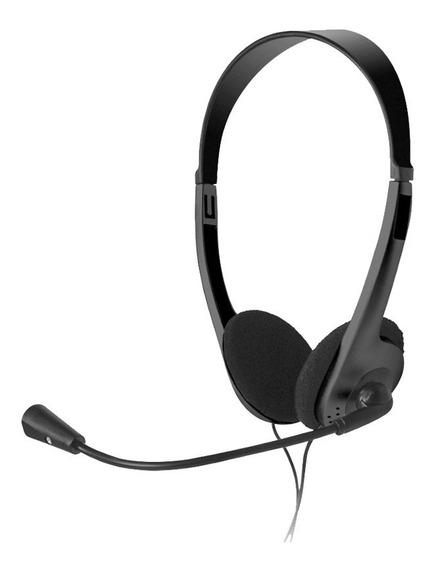 Audifonos Con Microfono Xtech Xts220 Plug 3.5 Bagc