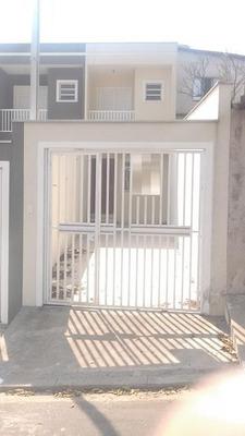 Sobrado Residencial À Venda, Jardim Nordeste, São Paulo. - So0020