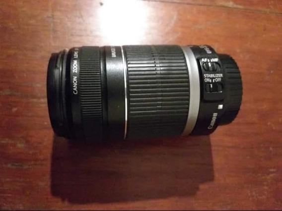 Camera Profissional Canon Rebel Xt + Lente Canon Efs 55-250m