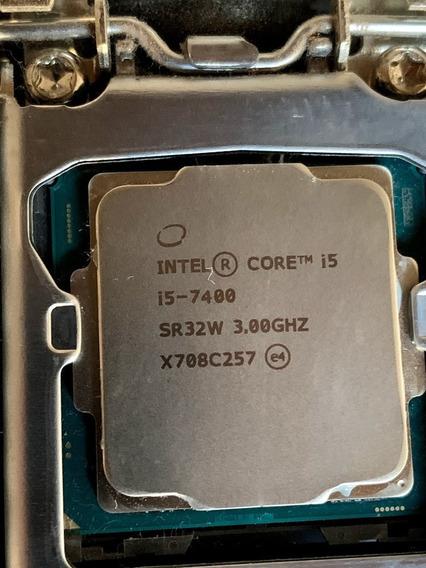 Kit Intel Core I5 7400