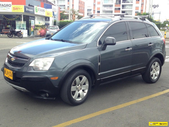 Chevrolet Captiva Sport At 2.4