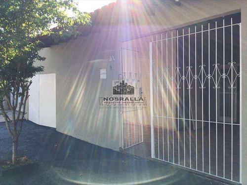 Casa Com 3 Dorms, Conjunto Habitacional Ulisses Guimarães, Jaboticabal - R$ 150 Mil, Cod: 415400 - V415400