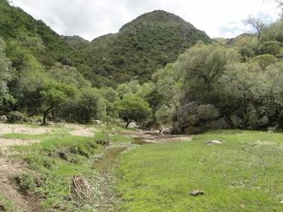 Terrenos En Venta San Marcos Sierras, Cordorba 100 Mil Pesos