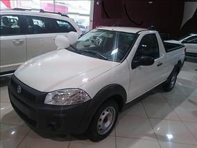 Fiat Strada Work Cab.simp 1.4 0km17/17 Sem Placas Garantia