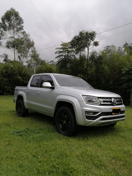 Volkswagen Amarok V6 3000 2019