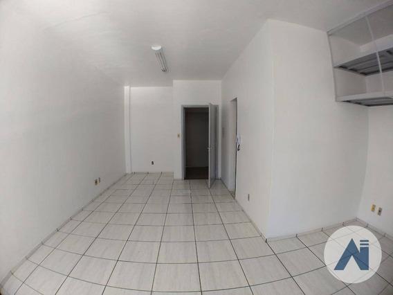 Sala À Venda, 36 M² Por R$ 99.000 - R.bran./centr./ideal - Novo Hamburgo/rs - Sa0085