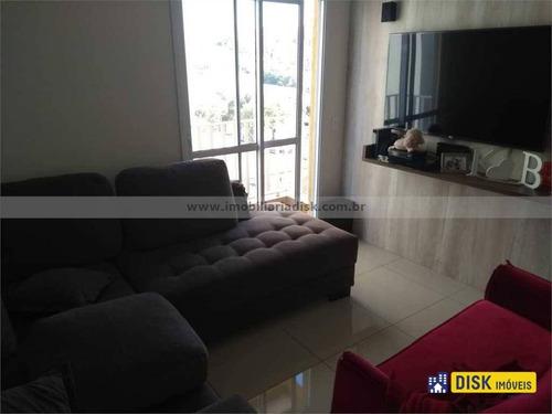 Apartamento Com 2 Dormitórios À Venda, 60 M² Por R$ 320.000,00 - Vila Dusi - São Bernardo Do Campo/sp - Ap0313