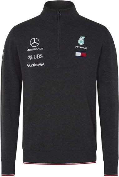 Sweater Jersey Mercedes Amg Petronas Hamilton Original