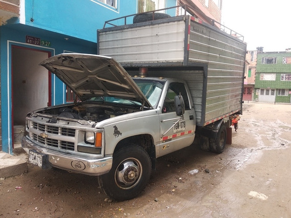 Chevrolet Furgon Vendo Furgon