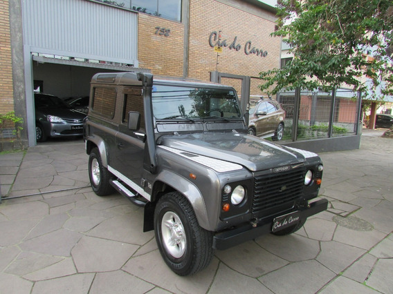 Land Rover/defender 2.5 90 Csw 4x4 Turbo Diesel, Teto Rígido